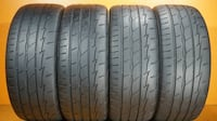 2 OR 4 used tires 225/45/17 FIRESTONE FIREHAWK INDY 500  Tampa, FL, USA