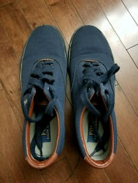 pair of black Vans low-top sneakers 3116 km