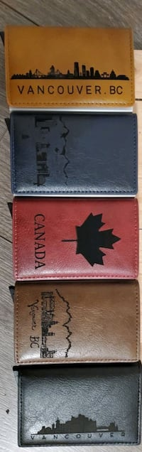 Cardholders and wallet.