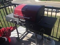 black and red gas grill Edmonton, T5C 0R8