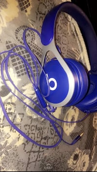 Blue and white beats London