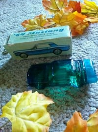 Vintage, Avon '64 Mustang Spicy After Shave