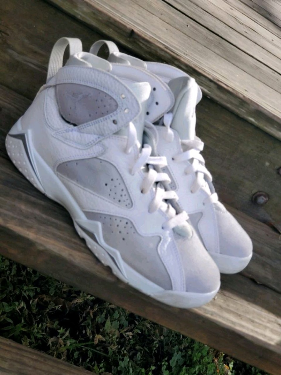 Photo Jordan Retro 7 Pure Money