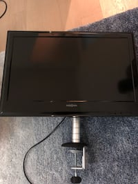 """24"""" Insignia TV with Monitor Stand, Amazon Fire Stick included"""