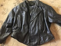 Wilsons leather thinsulate jacket size large Steger, 60475