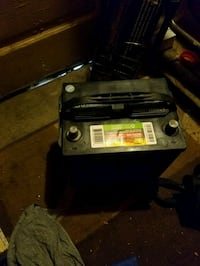 New battery used 2 weeks  35 550 c Long Beach, 90813
