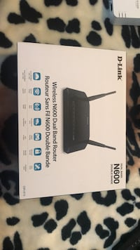 Wireless N600 Dual Band Router Surrey, V4N 2X5