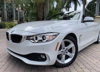 2015 BMW 428i Convertible + WARRANTY  Fort Myers