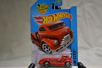 Hot Wheels die-cast car Frederick, 21704