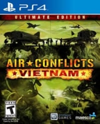 Air conflicts Vietnam ps4