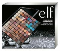 E.L.F. Endless Eyes eyeshadow palette box Brampton, L7A 3T8