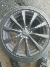 """G37 wheels 19"""" for sale  Toronto, M3H 4A6"""
