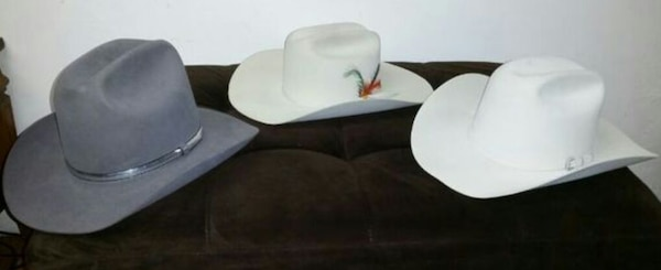 8ac3143bcdecd Used tejanas cowboy hats for sale in San Jose - letgo