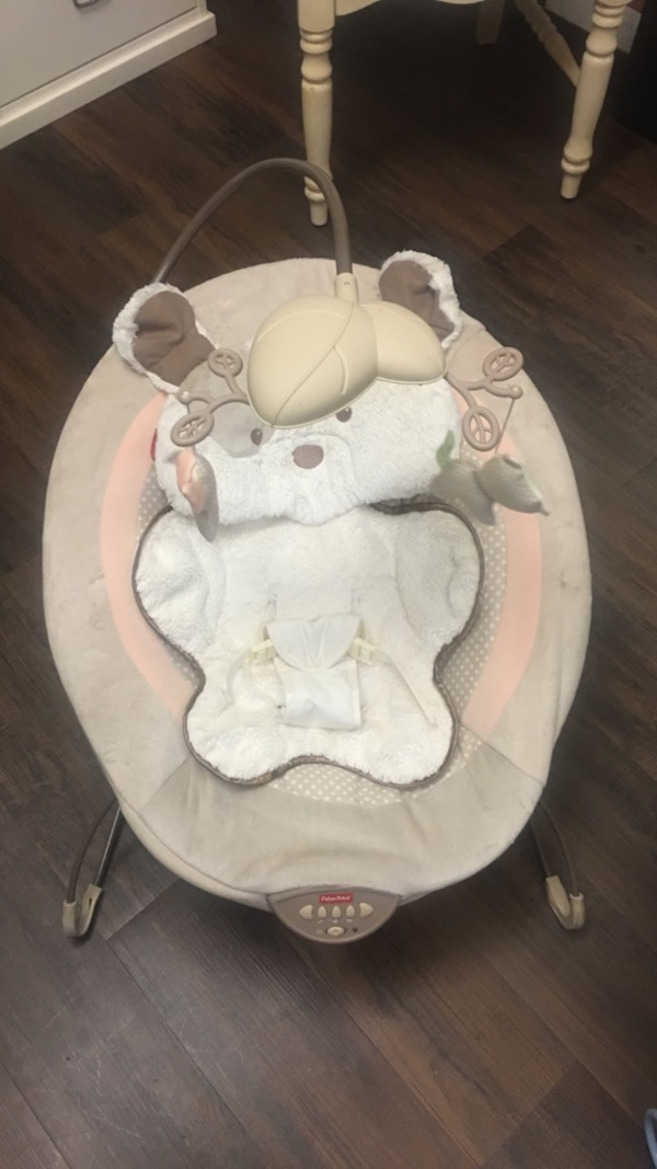 Fisher Price My Little Snugapuppy Swing And Seat