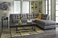 New Grey sectional! Other couch and Loveseat saves here  Indianapolis, 46240