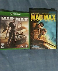 Mad max game and movie  null