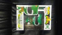 Pop! Power Rangers 360 Green Ranger vinyl figure box London, N5W 4A4