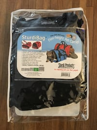 Sturdi Products SturdiBag Large Pet Carrier - Brand New in Packaging