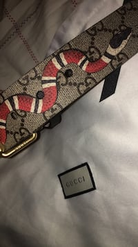 Gucci snake belt size 36 authentic  Toronto, M2N 2C7