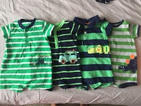 Baby rompers. Size 3 mos Silver Spring, 20910