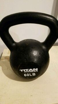 60Lbs Kettle Bell Lancaster County, 17538