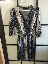 Large wrap dress Winnipeg, R3C 0N9