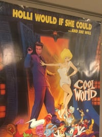 Cool World Original poster 2268 mi