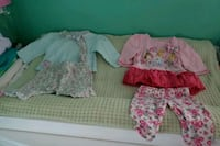 2 girl outfits 0 to 3 months Harpers Ferry, 25425
