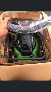 Electric corded mower
