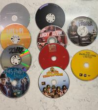 DVDs movies Gaithersburg, 20878