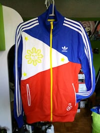 USED Adidas Phillipines Volleyball Track Sweater (Men)