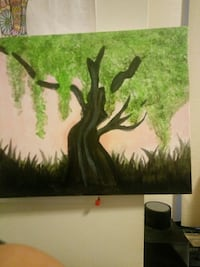 Willow Painting