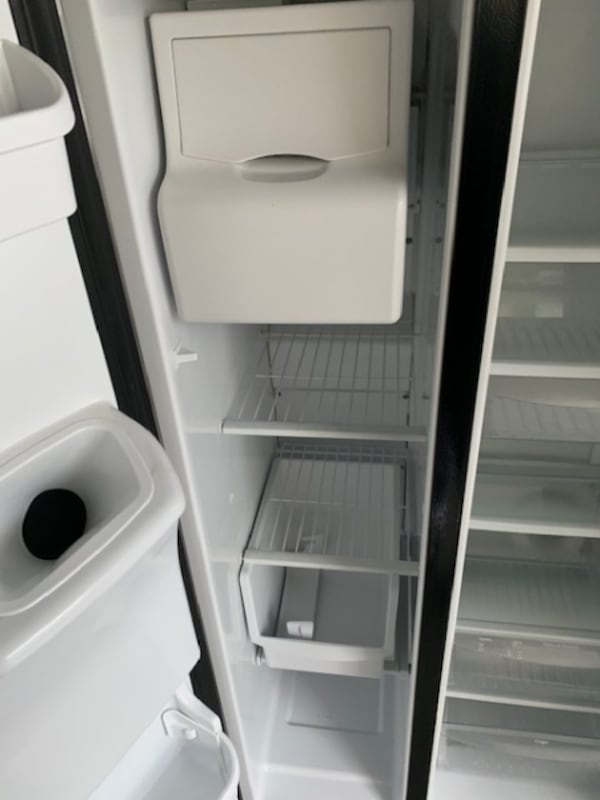 26 Cu Ft cubic fridge  0