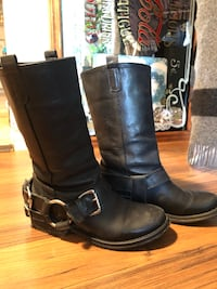 Women's Motorcycle Boots Vancouver, V5L 3E8