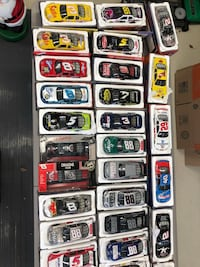Huge Dale Earnhardt Sr. & Jr. Diecast collection