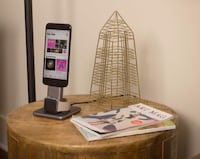 HiRise Duet. Charge  Watch and iPhone all-in-one Calgary