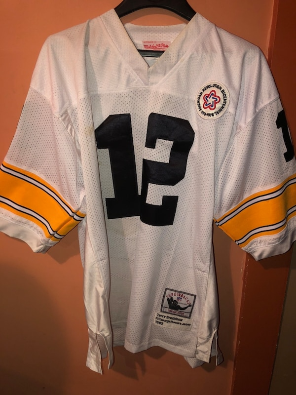 cheaper 73509 69a7e Terry Bradshaw Pittsburgh Steelers Jersey