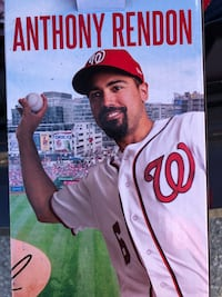 Anthony Rendon Bobblehead District Heights, 20747