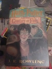 Harry Potter and the Goblet of Fire book Snohomish, 98290