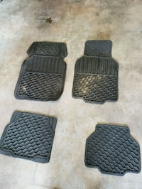 Floor mats for Subaru Outback 1996