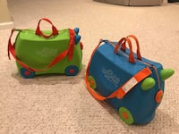 2 Trunki toddler travel case Potomac, 20854
