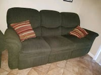 Recliner couch and seat Armona, 93202