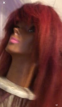 Pick up only full lace wig 26 inches 100% human hair wig 500 denisity Toronto, M1P 2P5