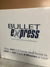 Bullet Express makers of Magic Bullet Woodbridge, 22193