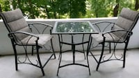 Petit ensemble balcon/patio Laval, H7W 4C4