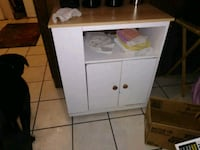 white wooden cabinet with drawer Jackson, 39204