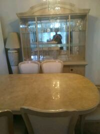 Matching dining room table 6 chairs and China cabi Orlando, 32835
