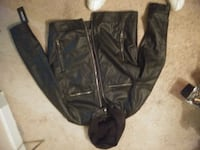 XL Leather Guess Jacket