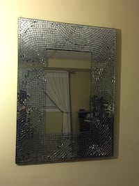 Mosaic mirror for sale $30 null