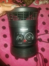 black Honeywell space heater Phoenix, 85035